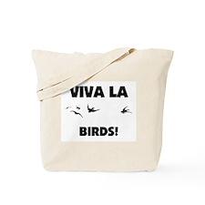 Viva La Birds Tote Bag