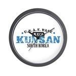 Kunsan Air Force Base Wall Clock