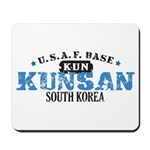 Kunsan Air Force Base Mousepad