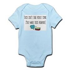 This isn't the first time wit Infant Bodysuit