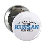"Kunsan Air Force Base 2.25"" Button (10 pack)"
