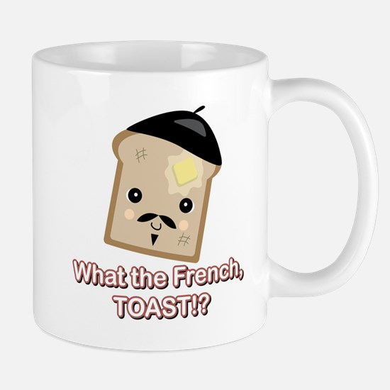 What the French Toast Kawaii Style Mug