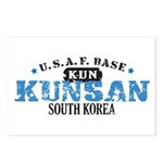 Kunsan Air Force Base Postcards (Package of 8)