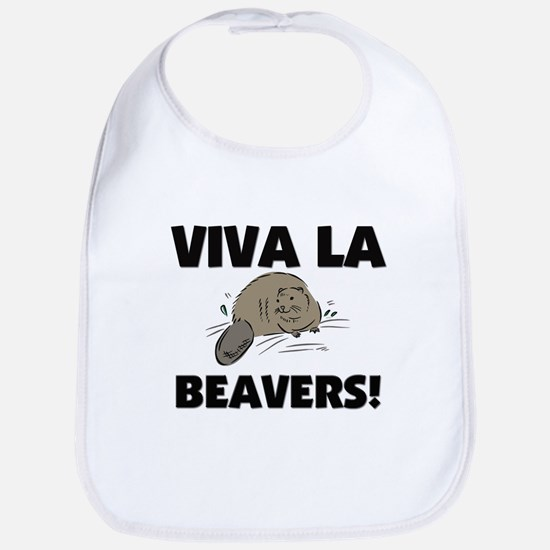 Viva La Beavers Bib