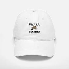Viva La Beavers Baseball Baseball Cap