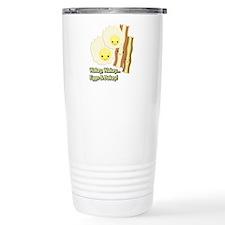 Wakey Wakey Eggs N Bakey Travel Mug