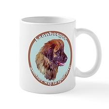leonberger puppy love Mug