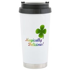 Magically Delicious! Travel Coffee Mug