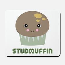 Super Cute Stud Muffin Mousepad
