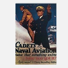 U.S. Navy Aviation Postcards (Package of 8)