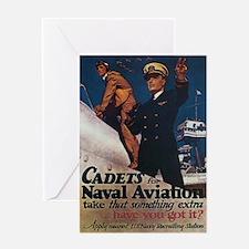 U.S. Navy Aviation Greeting Card