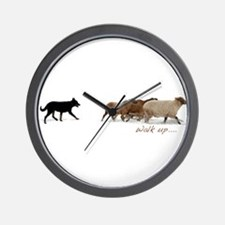 Walk up... Wall Clock
