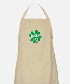 Lucky Guy BBQ Apron