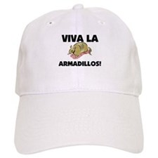 Viva La Armadillos Baseball Cap