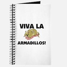 Viva La Armadillos Journal