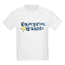 Boy Kindergarten Graduate T-Shirt