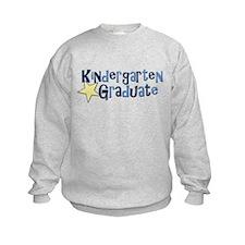 Boy Kindergarten Graduate Sweatshirt