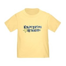 Boy Kindergarten Graduate T