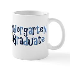 Boy Kindergarten Graduate Mug