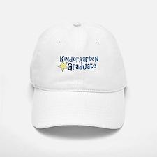 Boy Kindergarten Graduate Baseball Baseball Cap