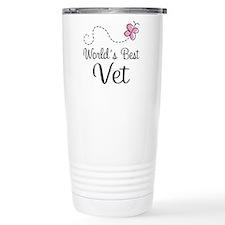 World's Best Vet Travel Coffee Mug