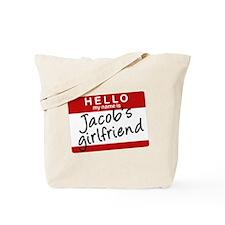 Twilight - Jacob's Girlfriend Tote Bag