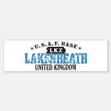 Lakenheath Air Force Base Bumper Bumper Bumper Sticker