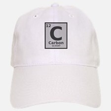 Carbon Baseball Baseball Cap