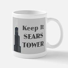Keep It Sears Tower Mug