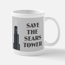 Save The Sears Tower Mug