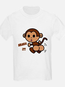 Shuky Shake Kids T-Shirt