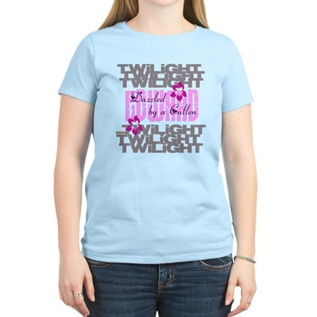 Twilight Fan Dazzled by a Cullen - Women's Shirt