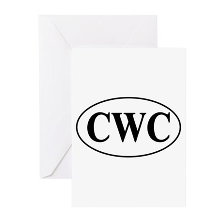 CWC Greeting Cards (Pk of 20)