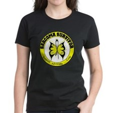 Sarcoma Survivor Butterfly Tee