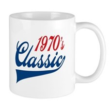1970's Classic Birthday Mug