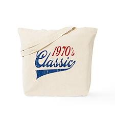 1970's Classic Birthday Tote Bag