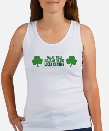 Walnut Creek lucky charms Women's Tank Top