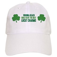 Virginia Beach lucky charms Baseball Cap