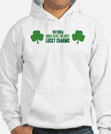 Victoria lucky charms Hoodie
