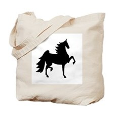 UHF Saddlebred Silo Tote Bag