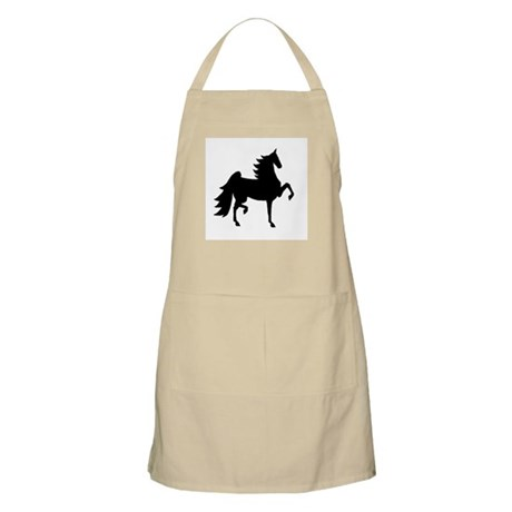 UHF Saddlebred Silo BBQ Apron