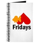 Goldfish hate Fridays Journal