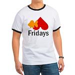 Goldfish hate Fridays Ringer T