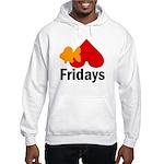 Goldfish hate Fridays Hooded Sweatshirt