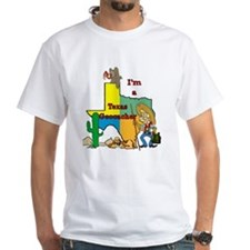 Texas Geocaching Shirt