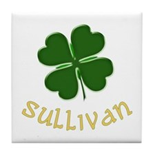 Irish Sullivan Tile Coaster