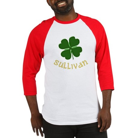 Irish Sullivan Baseball Jersey