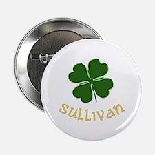 """Irish Sullivan 2.25"""" Button"""