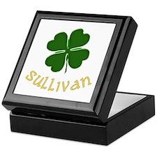Irish Sullivan Keepsake Box