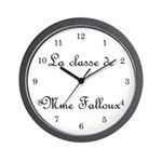 Personalized Class Room Clock